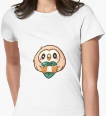 Rowlet Women's Fitted T-Shirt