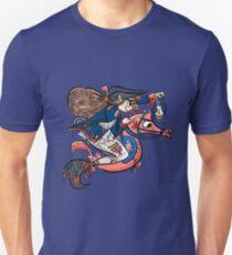 American Revolution Mermaid T-Shirt