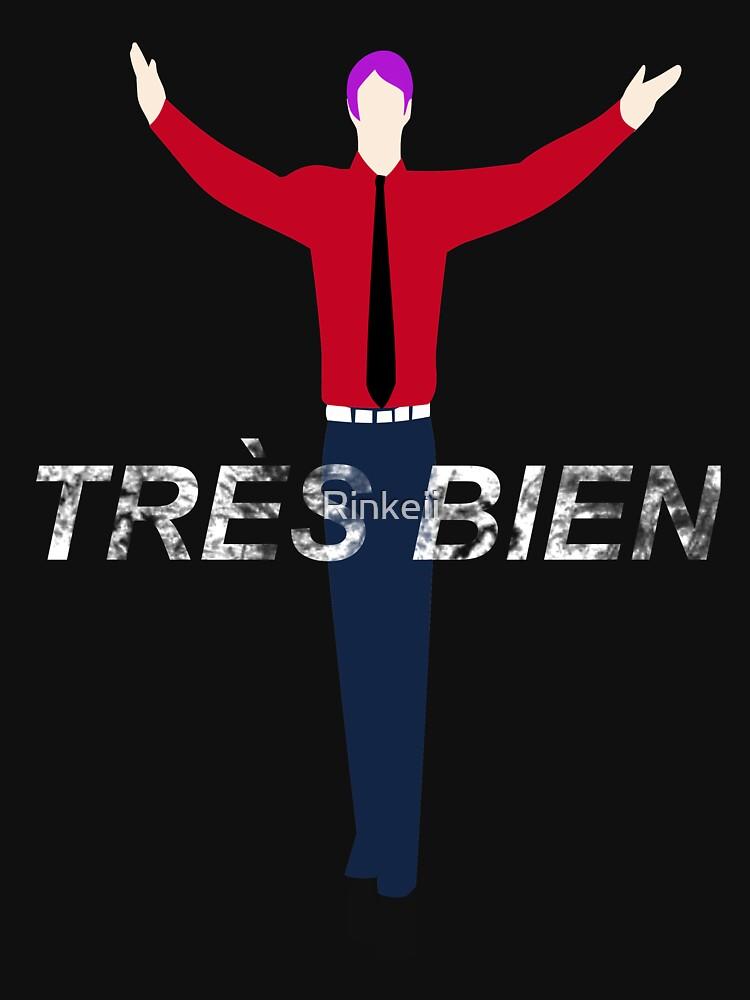 Tres Bien! Tsukiyama | Unisex T-Shirt