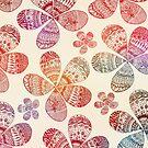 Storied Flowers by sandra arduini
