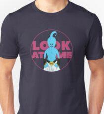 Meeseeks Boo - Mr. Meeseeks as Majin Boo (Rick and Morty / Dragon Ball Z) T-Shirt