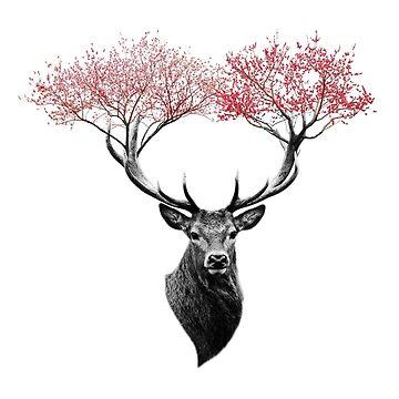 Deer by Hangout22