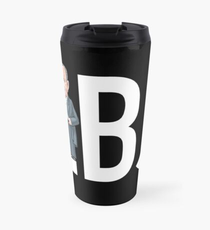 LBJ - President Lyndon B. Johnson  Travel Mug