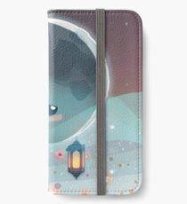 Lantern Moon (Ramadan Kareem) iPhone Flip-Case/Hülle/Skin