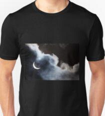 Partial solar eclipse Unisex T-Shirt