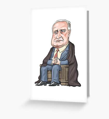 President Franklin D. Roosevelt  Greeting Card