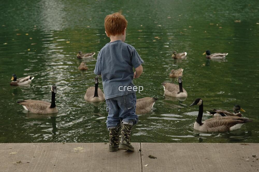 Innocence by creep