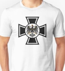 Prussian Eagle Cross Unisex T-Shirt