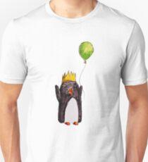 Happy Penguin Unisex T-Shirt