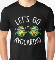 Let's Go Avocardio T-Shirt