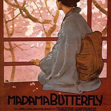 Madama Butterfly Vintage by breenichols
