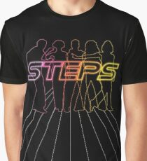 Steps Remixed Graphic T-Shirt