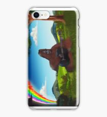 Sassy The Sasquatch - Unisex Clothing iPhone Case/Skin