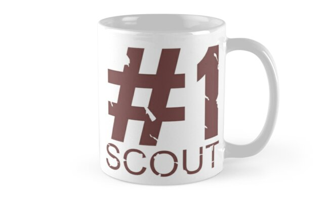 Scout Mug Design by Ilona Iske