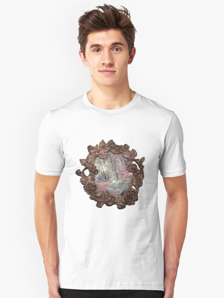 Echoes from the past Unisex T-Shirt Front