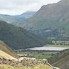 Kirkstone Pass by Louise Green