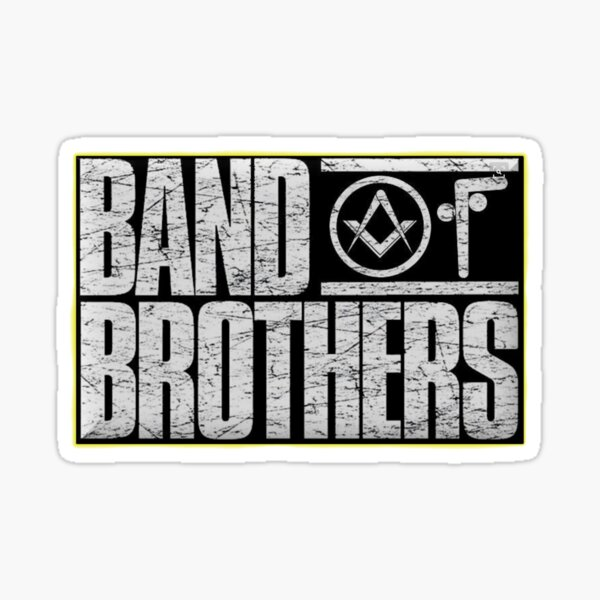 Band of Brothers Sticker
