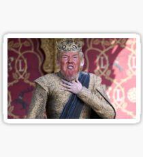 Donald Joffrey Baratheon-Trump Sticker