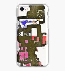 8 bit slayer iPhone Case/Skin