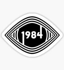Eye See You (1984) Sticker