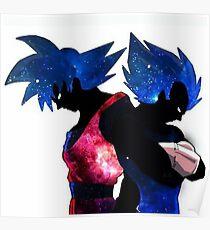 Goku x Vegeta Poster