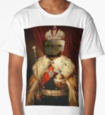 LORD AND SAVIOR, TACHANKA Long T-Shirt