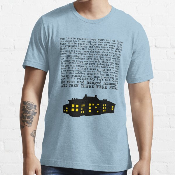 Agatha Christie: And Then There Were None Essential T-Shirt