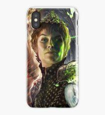 I choose violence - Cersei iPhone Case/Skin