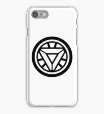 Mini Black Arc Reactor iPhone Case/Skin
