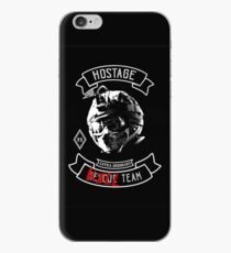 His True Face (On all Products) iPhone Case