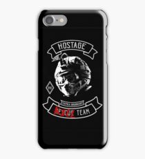 His True Face  iPhone Case/Skin