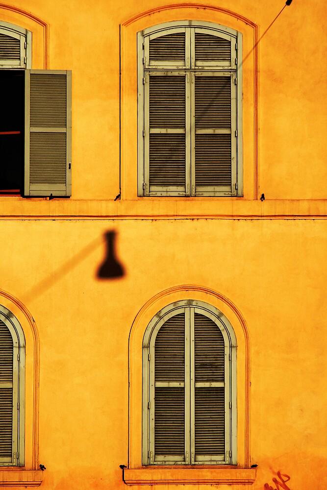 Shadow of light by Csaba Jekkel