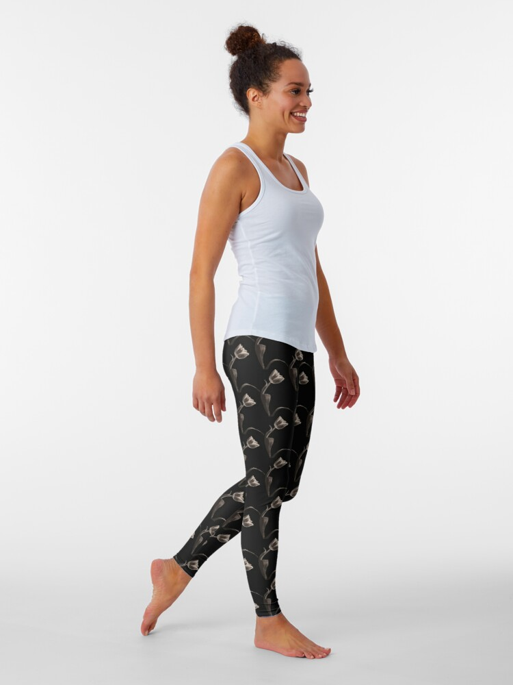 Alternate view of Antique Tulip Leggings