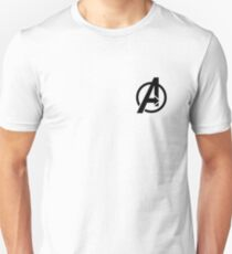 The Avenger Logo Unisex T-Shirt