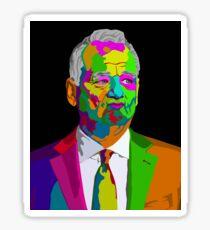 Bill Murray - AR design Sticker
