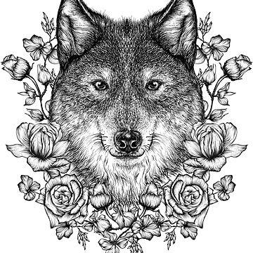 wolf breeze by fazlicakir