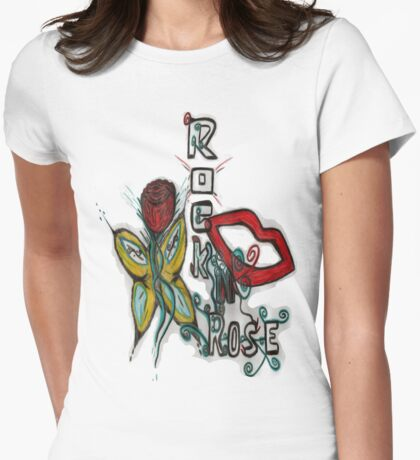 MvS- Rock  Rose T-Shirt
