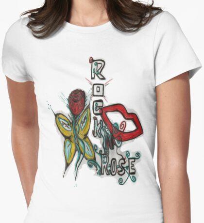 MvS- Rock  Rose T-Shirt