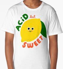 Lemon Long T-Shirt