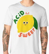 Lemon Men's Premium T-Shirt