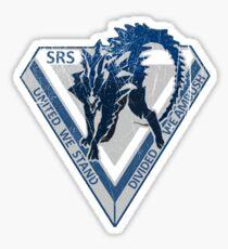 SRS Vanguard Sticker