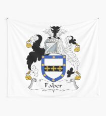 Faber Wall Tapestry
