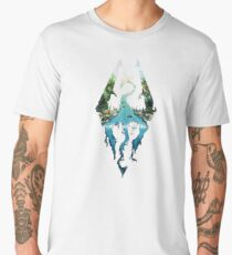 Elder Scrolls Skyrim Men's Premium T-Shirt