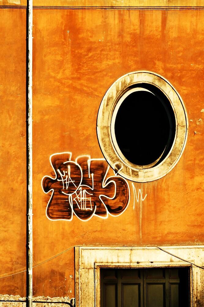 Oval window by Csaba Jekkel