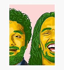 Pineapple Express - AR design Photographic Print