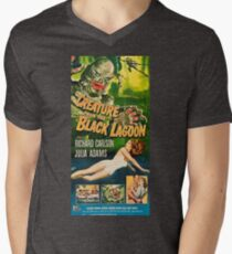Creature from the Black Lagoon - vintage horror movie poster T-Shirt