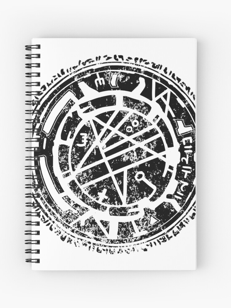 ICRPG Core Codex: Slayer Edition | Spiral Notebook