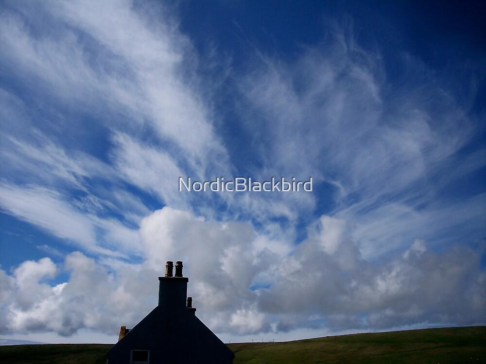 Talking Sky by NordicBlackbird