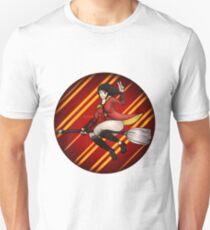 Hogwarts Gryffindor Quidditch Captain - Harry Potter Unisex T-Shirt