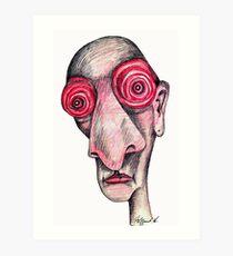 Insomniac Art Print